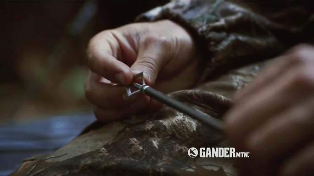 Gander Mountain TV Commercial, 'The Hunt Is On: Lure, Spray and Attractants'