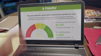 Fidelity Investments TV Spot, 'Retirement Score' Song by The Specials - Thumbnail 5