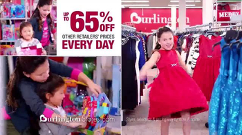 Burlington TV Spot, 'Make Burlington Your One-Stop Holiday Gift Shop' - Thumbnail 7