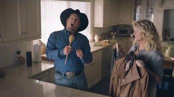 Amazon Echo TV Spot, 'Alexa Moments: Spoon' Featuring Garth Brooks