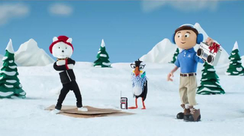 Happy Honda Days Sales Event TV Spot, 'Holiday Characters: 2017 Accord LX' - Thumbnail 5
