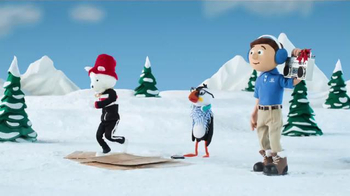 Happy Honda Days Sales Event TV Spot, 'Holiday Characters: 2017 Accord LX' - Thumbnail 6