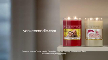 Yankee Candle TV Spot, 'Holiday' - Thumbnail 8