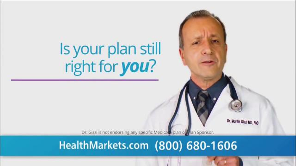 HealthMarkets Insurance Agency TV Commercial, 'Are You ...
