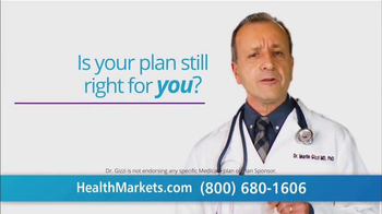 HealthMarkets Insurance Agency TV Spot, 'Are You Getting the Benefits You Are Entitled To?'