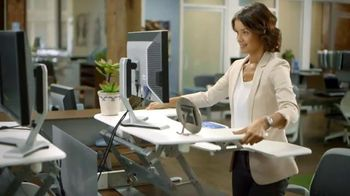Varidesk TV Spot, 'Relief While You Work'