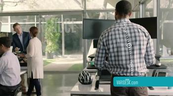 Varidesk TV Spot, 'Relief While You Work' - Thumbnail 4