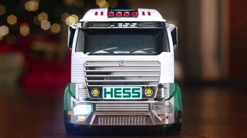 Hess Toy Truck and Dragster TV Spot, 'Holiday Caroling' - 8 commercial airings