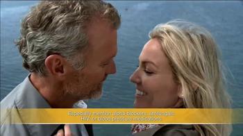 Cialis TV Spot, \'Strolling the Beach\'