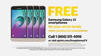 Sprint TV Spot, 'Samsung Galaxy J3' - 639 commercial airings