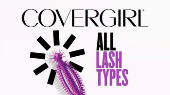 CoverGirl So Lashy! BlastPRO Mascara TV Spot, 'Lash Equality' Ft. Amy Pham - Thumbnail 3