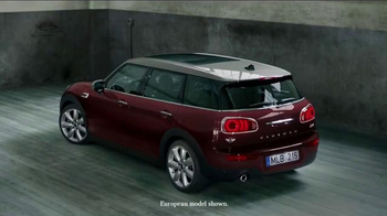 2016 MINI Cooper Clubman TV Spot, 'A Choice You Can Stand Behind' - Thumbnail 4