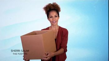 Feeding America TV Spot, 'Freeform: No Ordinary Box' Featuring Shay Mitchell, Emily Osment - 41 commercial airings