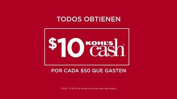 Kohl's TV Spot, 'Celebra estas fiestas' [Spanish] - Thumbnail 7