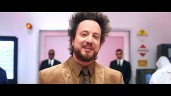 Dish Network Hopper 3 TV Spot, 'Ancient Aliens: Recording'