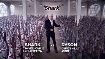 Shark Rotator Powered Lift-Away NV752 TV Spot, 'America Prefers' - Thumbnail 4