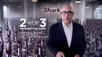Shark Rotator Powered Lift-Away NV752 TV Spot, 'America Prefers' - Thumbnail 6