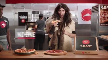 Pizza Hut $10 Any Deal TV Spot, 'Well-Spoken Wolf Boy'