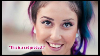 3 Second Brow TV Spot, 'All About the Brows' Featuring Taylor Baldwin - 512 commercial airings