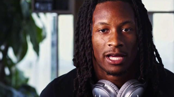 Bose TV Spot, 'Amped Up' Feat. Larry Fitzgerald, Russell Wilson, J.J. Watt - 1 commercial airings