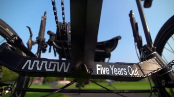 Arrow Electronics TV Spot, 'Five Years Out: Smart Biker' - Thumbnail 6