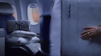 United Airlines Polaris Business Class TV Spot, 'From Ahh to Zzz' - Thumbnail 4