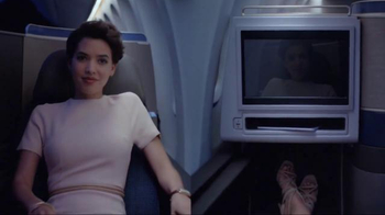 United Airlines Polaris Business Class TV Spot, 'From Ahh to Zzz' - Thumbnail 5