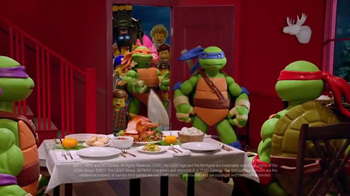 Target TV Spot, 'Dinner With the Teenage Mutant Ninja Turtles' - 674 commercial airings