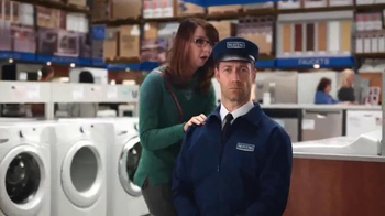 Lowe's Black Friday Deals TV Spot, 'Maytag Eye Candy' Feat. Colin Ferguson - Thumbnail 2