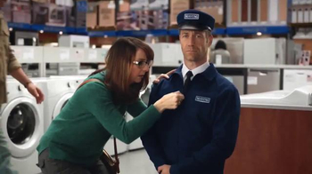 Lowe's Black Friday Deals TV Spot, 'Maytag Eye Candy' Feat. Colin Ferguson