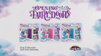 Cra-Z-Art Opening Fairy Doors TV Spot, 'Secret Messages' - Thumbnail 6