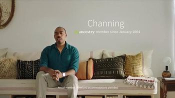 Ancestry TV Spot, 'Channing Shares Exciting Discoveries' - Thumbnail 1