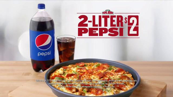 Papa John's Pan Pizza TV Spot, 'Carry' Featuring Peyton Manning, J.J. Watt - Thumbnail 9