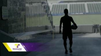 TeletonUSA TV Spot, 'Mi causa' con Giovani dos Santos [Spanish] - Thumbnail 3