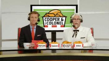 KFC $10 Chicken Share TV Spot, 'Quick Picks' Ft. Cooper Manning, Rob Riggle - Thumbnail 8