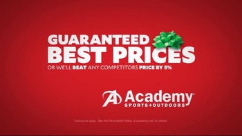 Academy Sports + Outdoors TV Spot, 'Fryer & Treadmill' - Thumbnail 4