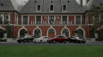 Nissan Heisman House TV Spot, 'Too Much' - Thumbnail 1