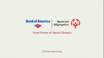 Bank of America TV Spot, 'Special Olympics: Pick Up Hope' - Thumbnail 8