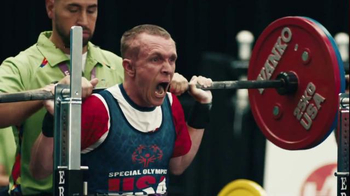 Bank of America TV Spot, 'Special Olympics: Pick Up Hope' - Thumbnail 5
