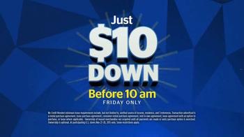 Aaron's Black Friday Sale TV Spot, 'Major Savings' - Thumbnail 3