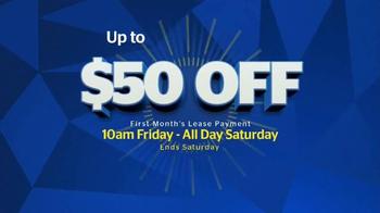Aaron's Black Friday Sale TV Spot, 'Major Savings' - Thumbnail 5