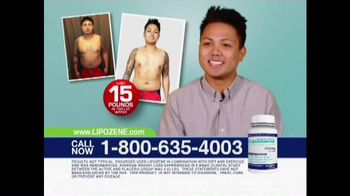 Lipozene TV Spot, 'Lifestyle Change' - Thumbnail 6