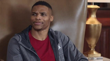Foot Locker TV Spot, 'Fly Your Own Way' Feat. Russell Westbrook, Dr. Phil