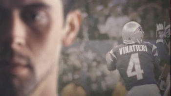 NFL TV Spot, 'Football Is Family' Featuring Justin Tucker - Thumbnail 4