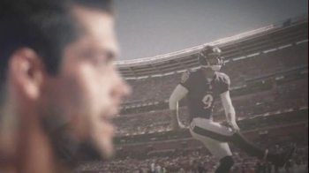 NFL TV Spot, 'Football Is Family' Featuring Justin Tucker - Thumbnail 6
