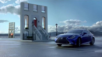 Lexus TV Spot, \'Thrill Ride\'