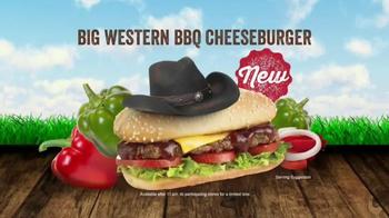 Big Western BBQ Cheeseburger thumbnail