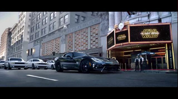 Dodge TV Spot, 'Star Wars: The Force Awakens - The Force Gathers' - Thumbnail 6