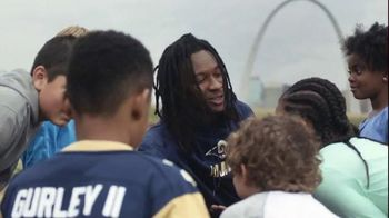 NFLPA TV Spot, 'Let's Play a Game' Featuring Todd Gurley - 149 commercial airings