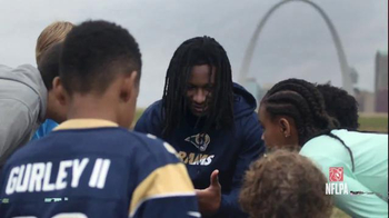NFLPA TV Spot, 'Let's Play a Game' Featuring Todd Gurley - Thumbnail 4